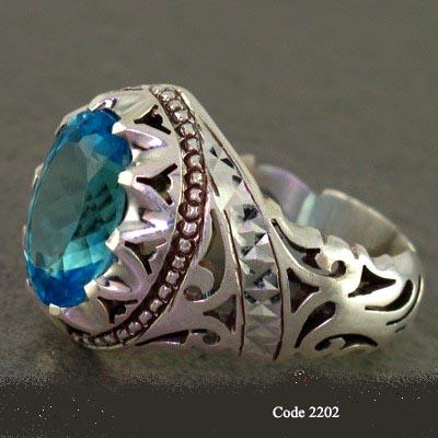 19 Topase Bleu 2202