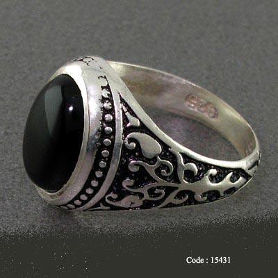 36 Agate Noir Onyx 15431